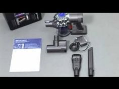 How to assemble, use and empty your new Dyson DC58 or DC61 handheld vacuum cleaner. Dyson experts are on hand to help, so tweet us if you'd like further advice: https://twitter.com/askdyson