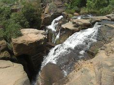 Banfora, Burkina Faso, Africa, close to Bobo Dioulasso in the West of Burkina Faso. Beautiful waterfalls!
