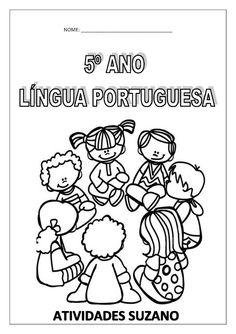 LÍNGUA PORTUGUESA 5º ANO - Atividades Adriana