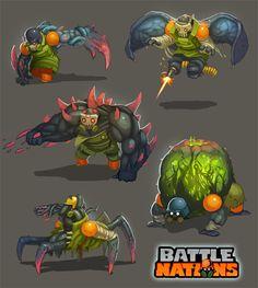 Battle+Nations+Infected+Concepts+2013+by+Nerd-Scribbles.deviantart.com+on+@DeviantArt