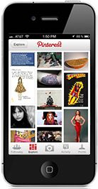Pinterest Guide: How to Pin Images from your iPhone | SocialTimes