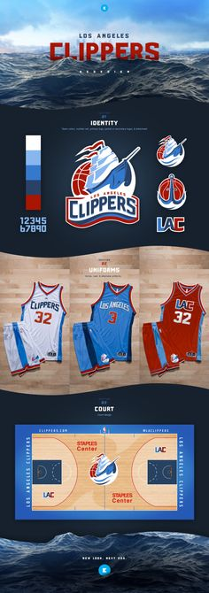 925b9beec The Los Angeles Clippers rebrand received overwhelmingly negative  reactions. The new look evokes images ranging from the NBA Live 06 cover to  that snake ...