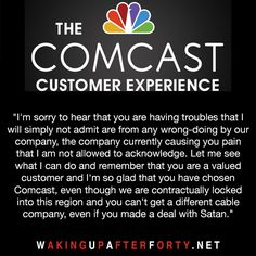 Thank you, Comcast/Xfinity, it's been an amazing two weeks! http://wp.me/p28fwP-fH
