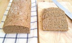 Pan integral de centeno, espelta y trigo