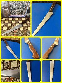 Annons på Tradera: Retro Frosts Mora Professionell rostfri 3214 Kniv 34cm Bra skick