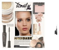 """""""Beauty After Dark"""" by tinayar ❤ liked on Polyvore featuring beauty, Tom Ford, Nude by Nature, Yves Saint Laurent, NARS Cosmetics, Bobbi Brown Cosmetics, Bourjois, Givenchy and afterdark"""