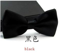 Formal commercial bow tie male solid color marriage bow ties for men candy color butterfly cravat bowtie butterflies