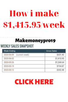 How I make $1,415.95/week #makemoney #howtomakemoney #makemoneypro19 #affiliate New Things To Learn, Cool Things To Buy, Live Cricket Match Today, Hanger Logo, Joint Supplements For Dogs, Watch Rugby, Some Love Quotes, Free Facebook Likes, Young Fathers
