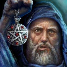 Celtic Gods - Cernunnos, the Great Horned God Fantasy Wizard, Fantasy Art, Gandalf, Wiccan, Witchcraft, Magia Elemental, Dragons, Celtic Druids, A Kind Of Magic