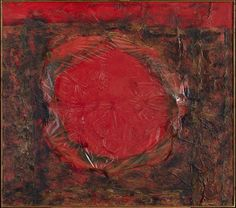 Alberto Burri: 'Artist, poet, and creator of the new'