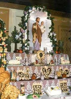 Louisiana Culture: Sicilian Tradition of St. Joseph's Altar