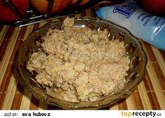 Ořechová marmeláda recept - TopRecepty.cz