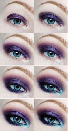 Nice 101 Galaxy Inspired Eye Makeup Ideas www.fashiotopia.c... ou believe the because it's possible to observe that they've an impact on earth