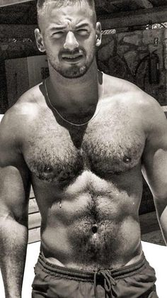 "ttown73: ""Follow me at ttown73.tumblr.com for more hairy, hung, and hunky men photos """