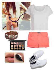 """""""Bicycle ride away"""" by tokyocow ❤ liked on Polyvore"""