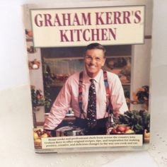 Graham Kerr  the galloping gourmet  Cook Book  by TheWhatNaught