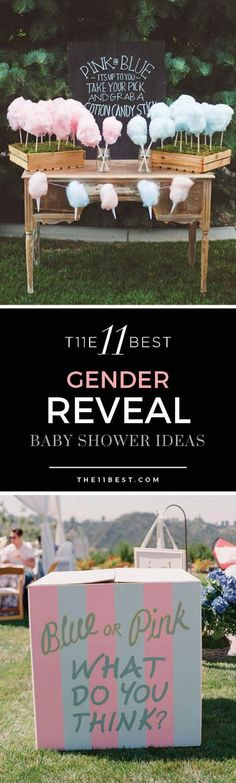 The BEST Gender Reveal Party Ideas Tap the link now to find the hottest products for your baby!