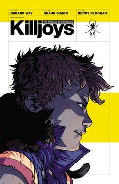 Gerard Way - The True Lives of the Fabulous Killjoys TPB :: Profile :: Dark Horse Comics