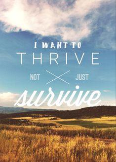 thrivesurvive