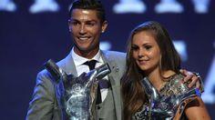 Ronaldo named UEFA player of season for 2016-2017 http://ift.tt/2wCAIAJ