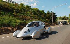 eVLC - Super light electric car