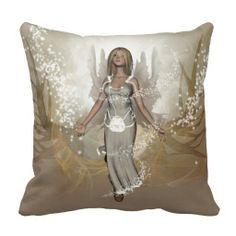 Beautiful #fairy #pillow