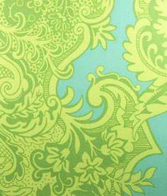Amy Butler Sandlewood Turquoise Fabric