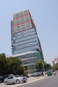 """""""ABA"""" Business Center. Tirana, Albania"""