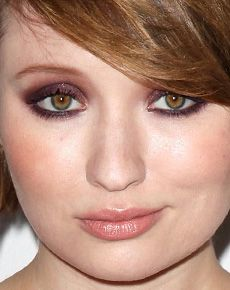 Emily Browning's Face