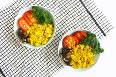 Looking for a tasty, healthy alternative to a cooked breakfast? Take a look at our recipe review of Hippie Lane's Scrambled tofu! - it's delicious! 💛💚❤️ #hippielane #vegan #scrambledtofu #veganbreakfast #veganbrunch #healthyeating #tofurecipe #plantbased #plantbasedbreakfast  #turmericrecipes #plantbasedrecipes Turmeric Recipes, Tofu Recipes, Hippie Lane, Recipe Review, Plant Based Breakfast, Food Reviews, Vegan Breakfast, Healthy Alternatives, Plant Based Recipes