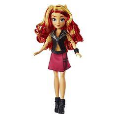 My Little Pony Equestria Girls Sunset Shimmer Classic Style nukke My Little Pony Dolls, Girls Series, Matches Fashion, Reborn Baby Dolls, My Little Pony Friendship, Equestria Girls, Toys For Girls, Girl Dolls, Barbie Dolls