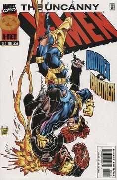 The Uncanny X-Men 339, December 1996