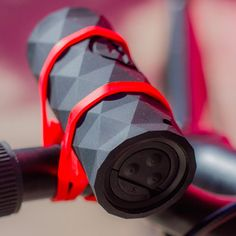 Must-Have Bike Accessories | Strap this Outdoor Tech Buckshot to your handlebars. The rubber, water-resistant exterior can withstand the elements while it wirelessly connects to your phone to stream music. $50, outdoortechnology.com