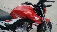 Moto cb 250 Twister zero km emplacada
