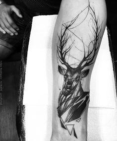 Deer forearm tattoo – 45 Inspiring Deer Tattoo Designs Source by cuded Elephant Tattoos, Wolf Tattoos, Forearm Tattoos, Animal Tattoos, Hand Tattoos, Body Art Tattoos, Sleeve Tattoos, Modern Tattoos, Unique Tattoos