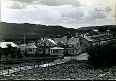 Buskerud fylke Hol kommune Geilo HOTEL 1930-tallet Utg Normann