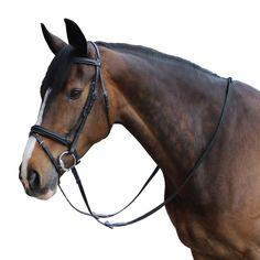 GROUPE 8 Equitation - Kit Edimburgh Noir FOUGANZA - Equipement cheval au  travail Filet Cheval, 75a14cc2abc