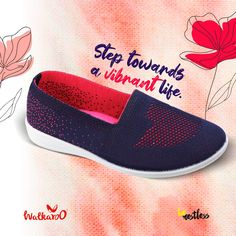 Keep moving forward vibrantly and face the challenges with confidence. #Walkaroo #BeRestless Online Collections, Kid Shoes, Moving Forward, Shoes Online, Confidence, Toms, Challenges, Footwear, Sneakers