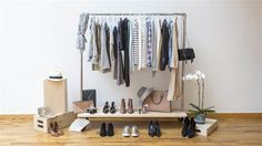How to create a capsule wardrobe (and simplify your life)