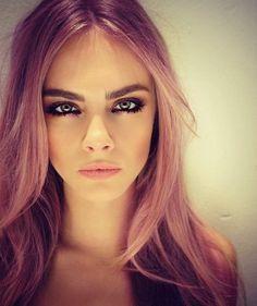 Stunning makeup
