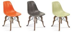 Prince Charles Shell Chair by Modernica.