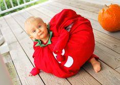 bob the tomato costume from veggie tales #handmade #halloween #Costume