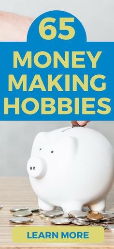 65+ insanely practical hobbies that make money. Discover new and fun ways you can earn more money while having fun.