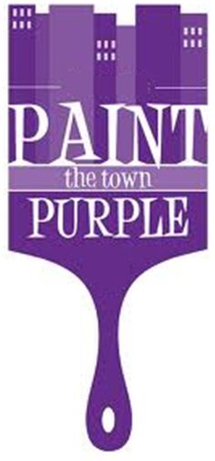 Help honor survivors while bringing attention to Domestic Violence Awareness Month by wearing purple in October.