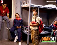 Chak De India, My Childhood, Film, Movie, Film Stock, Cinema, Films