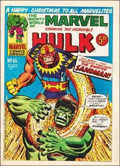 The Mighty World of Marvel #65