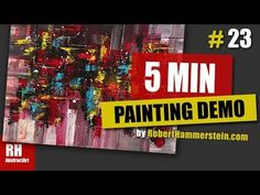 Shades of RED / Colorful Abstract Painting / Satisfyting & Relaxing / Painting Demo / - Spica Painting Videos, Im Happy, Shades Of Red, Abstract Art, Give It To Me, Colorful, Make It Yourself, Youtube, I Am Happy