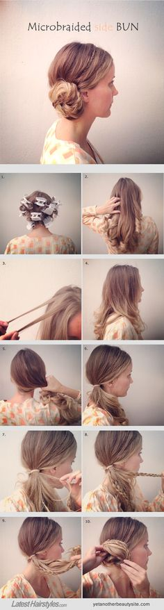 Yet another beauty site #LatestHairstyles #hairtutorials #hair