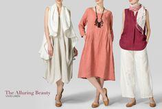 Vivid Linen   The Alluring Beauty