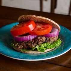 Cooking By Moonlight: Black Bean Burgers